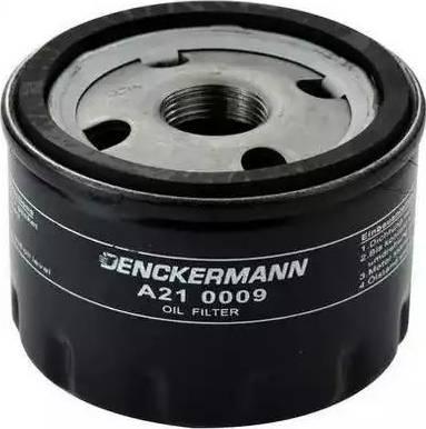 Denckermann A210009 - Filtre à huile www.widencarpieces.com