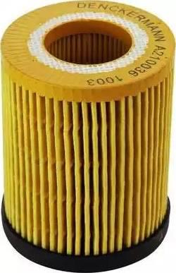 Denckermann A210036 - Filtre à huile www.widencarpieces.com