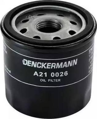 Denckermann A210026 - Filtre à huile www.widencarpieces.com