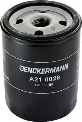 Denckermann A210028 - Filtre à huile www.widencarpieces.com