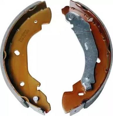 Denckermann B120119 - Jeu de freins, freins à tambour www.widencarpieces.com