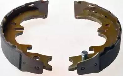 Denckermann B120187 - Jeu de freins, freins à tambour www.widencarpieces.com