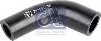 DT Spare Parts 119180 - Tuyau hydraulique, direction www.widencarpieces.com