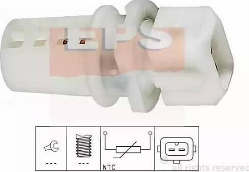 EPS 1.994.009 - Capteur, température de l'air d'admission www.widencarpieces.com