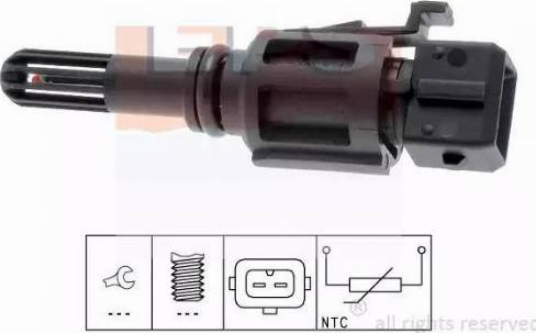 EPS 1.994.027 - Capteur, température de l'air d'admission www.widencarpieces.com