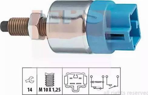 EPS 1.810.090 - Interrupteur des feux de freins www.widencarpieces.com
