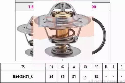 EPS 1880380S - Thermostat d'eau www.widencarpieces.com