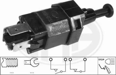 ERA 330434 - Interrupteur des feux de freins www.widencarpieces.com