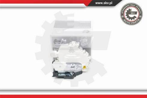 Esen SKV 16SKV181 - Serrure de porte www.widencarpieces.com