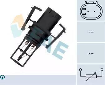 FAE 33504 - Capteur, température de l'air d'admission www.widencarpieces.com