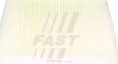 Fast FT37339 - Filtre, air de l'habitacle www.widencarpieces.com