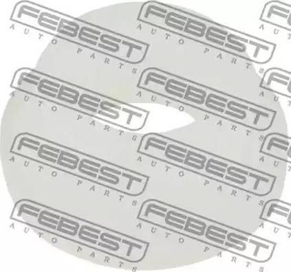 Febest NSBTK3R - Suspension, jambe d'essieu www.widencarpieces.com