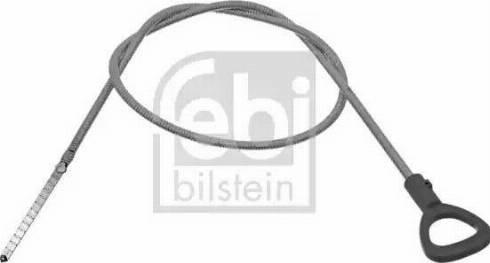 Febi Bilstein 49581 - Jauge de niveau d'huile, boîte automatique www.widencarpieces.com