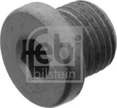 Febi Bilstein 46267 - Bouchon fileté, boîte de transmission www.widencarpieces.com