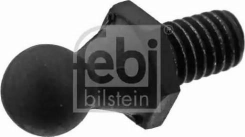Febi Bilstein 40838 - Elements de fixation, cache moteur www.widencarpieces.com