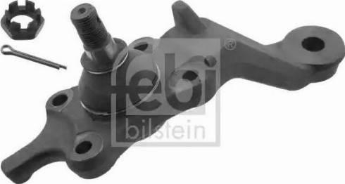 Febi Bilstein 43096 - Rotule de suspension www.widencarpieces.com