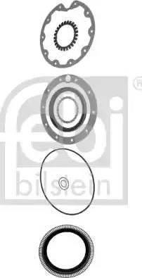 Febi Bilstein 06644 - Jeu de joints d'étanchéité, engrenage planétaire www.widencarpieces.com