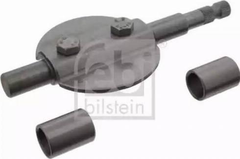 Febi Bilstein 06800 - Clapet de gaz d'échappement www.widencarpieces.com