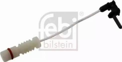 Febi Bilstein 01498 - Contact d'avertissement, usure des plaquettes de frein www.widencarpieces.com