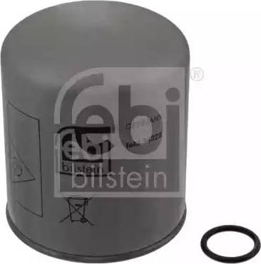 Febi Bilstein 34322 - Cartouche de dessicateur, système d'air comprimé www.widencarpieces.com