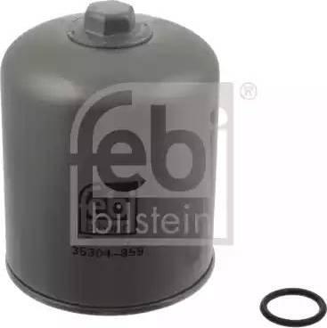 Febi Bilstein 35304 - Cartouche de dessicateur, système d'air comprimé www.widencarpieces.com