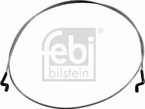 Febi Bilstein 21452 - Traction par câble, ajustage du dossier www.widencarpieces.com