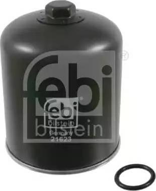 Febi Bilstein 21623 - Cartouche de dessicateur, système d'air comprimé www.widencarpieces.com