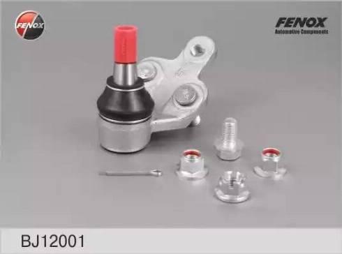 Fenox BJ12001 - Rotule de suspension www.widencarpieces.com