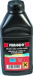 Ferodo FBX050A - Liquide de frein www.widencarpieces.com