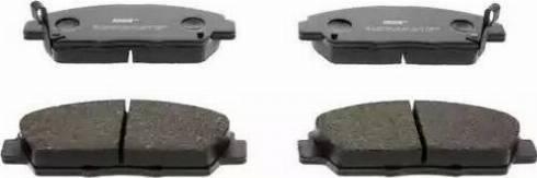Ferodo FDB904 - Kit de plaquettes de frein, frein à disque www.widencarpieces.com