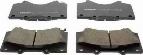 Ferodo FDB4229 - Kit de plaquettes de frein, frein à disque www.widencarpieces.com