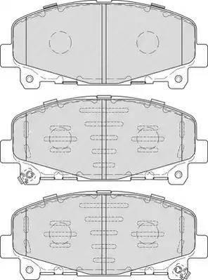 Ferodo FDB4270 - Kit de plaquettes de frein, frein à disque www.widencarpieces.com