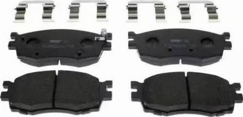 Ferodo FDB1955 - Kit de plaquettes de frein, frein à disque www.widencarpieces.com