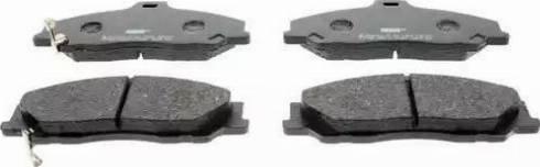 Ferodo FDB1527 - Kit de plaquettes de frein, frein à disque www.widencarpieces.com