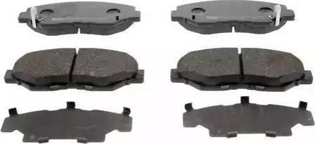 Ferodo FDB1658 - Kit de plaquettes de frein, frein à disque www.widencarpieces.com