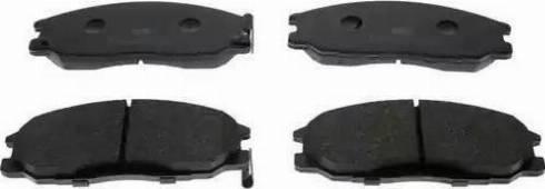 Ferodo FDB1605 - Kit de plaquettes de frein, frein à disque www.widencarpieces.com