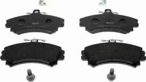 Ferodo FDB1093 - Kit de plaquettes de frein, frein à disque www.widencarpieces.com