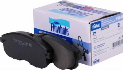 Finwhale V1046 - Mâchoire de frein www.widencarpieces.com