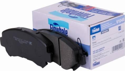 Finwhale V1048 - Mâchoire de frein www.widencarpieces.com