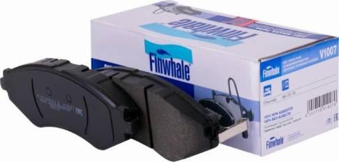 Finwhale V1007 - Mâchoire de frein www.widencarpieces.com