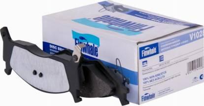 Finwhale V1028 - Mâchoire de frein www.widencarpieces.com