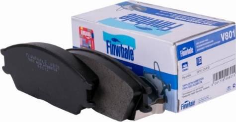 Finwhale V801 - Mâchoire de frein www.widencarpieces.com