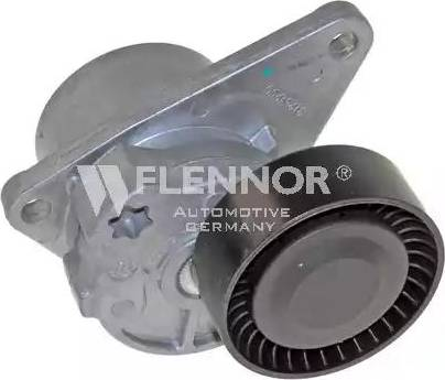 Flennor FA25139 - Poulie-tendeur, courroie trapézoïdale à nervures www.widencarpieces.com