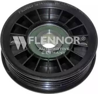 Flennor FS20923 - Poulie-tendeur, courroie trapézoïdale à nervures www.widencarpieces.com