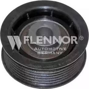 Flennor FU99368 - Poulie renvoi/transmission, courroie trapézoïdale à nervures www.widencarpieces.com