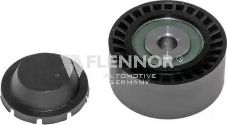 Flennor FU99224 - Poulie renvoi/transmission, courroie trapézoïdale à nervures www.widencarpieces.com