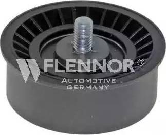 Flennor FU14041 - Poulie renvoi/transmission, courroie de distribution www.widencarpieces.com