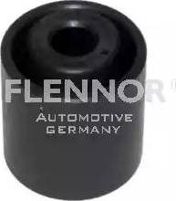 Flennor FU10901 - Poulie renvoi/transmission, courroie de distribution www.widencarpieces.com