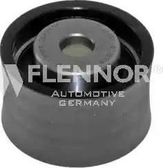 Flennor FU13100 - Poulie renvoi/transmission, courroie de distribution www.widencarpieces.com