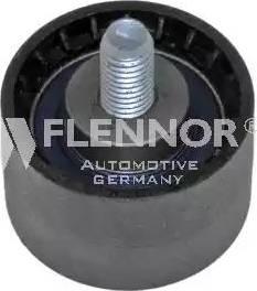 Flennor FU13103 - Poulie renvoi/transmission, courroie de distribution www.widencarpieces.com